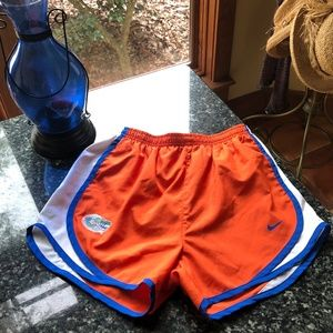 University of Florida Gators Nike Running Shorts